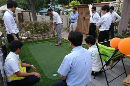 パターゴルフ大会