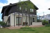 ココマⅡ ガーデンルーム オープンテラス 屋根