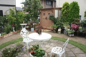 ガーデン設計・施工