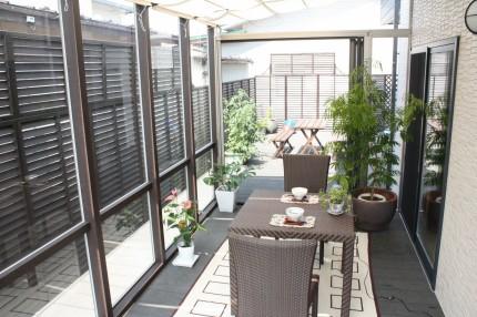 ココマ ガーデンルーム