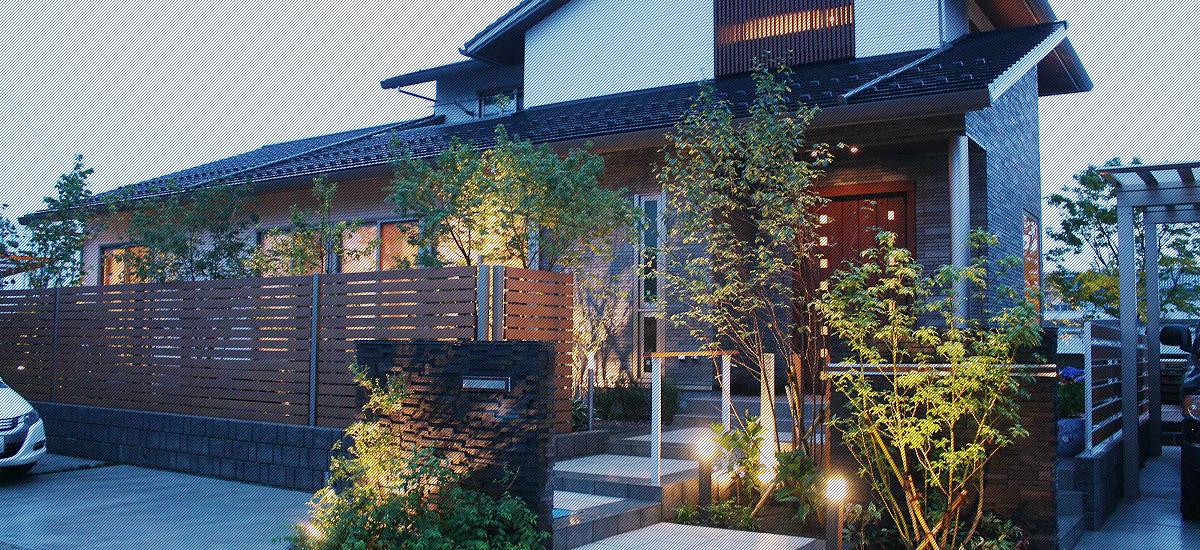 お庭と外構の専門店 グリーンケア