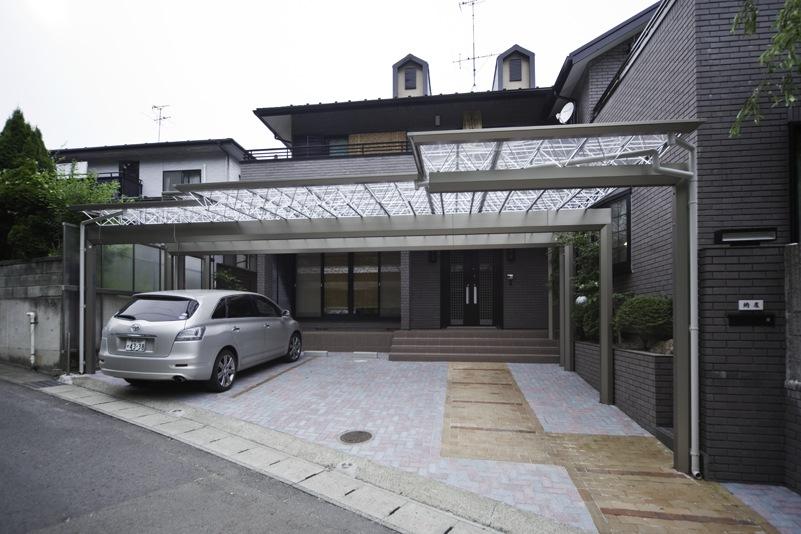 仙台市 Mシェード